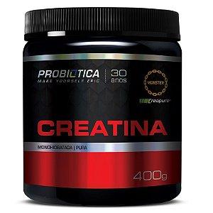 Creatina Creapure 400g - Probiotica