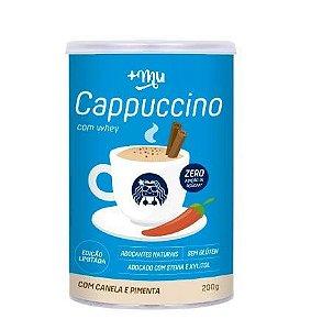 Cappuccino com Whey +MU