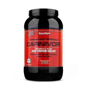 Carnivor Beef Protein Isolate 2lbs - MuscleMeds