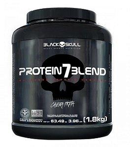 Protein 7 Blend 3.96lbs (1,8kg) - Black Skull