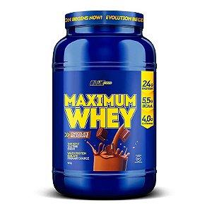 Maximum Whey 907g (2lbs) - Blue Series