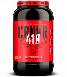 CRNVR 410 Beef Protein Isolate 876g (1,96lbs) - CRNVR