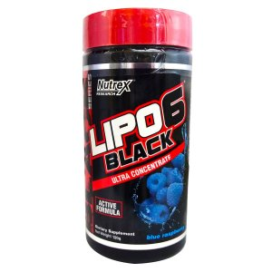 Lipo 6 Black Ultra Concentrate Powder - Nutrex