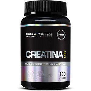 Creatina Caps 180 Capsulas - Probiotica