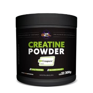 Creatine Creapure Powder 300g - G2L Nutrition