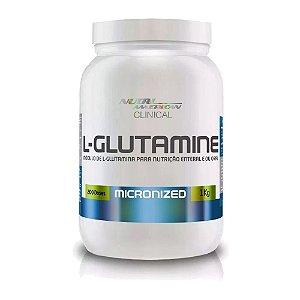 L-Glutamine Micronized 1kg Clinical - Nutri American