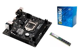 Kit upgrade Intel Pentium Gold
