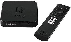 Smart Box Intelbras Tv Izy Play Preto