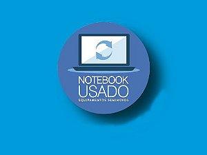 Notebook hbuster usado