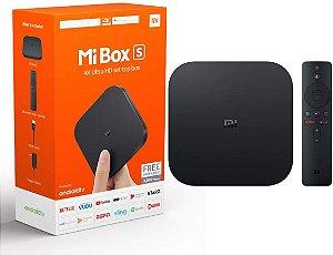 Xiaomi Mi Box S 4K - Versão Global