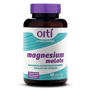 Magnesium Malate – Magnésio Dimalato