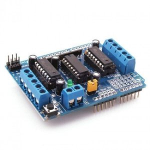 Motor Shield L293d Driver Ponte H Arduino