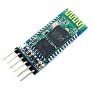 Módulo Trasceiver Bluetooth Rs232/ttl Arduino Pic Avr Hc06