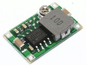 Regulador De Tensão Mini Dc-dc Step-down 3 A