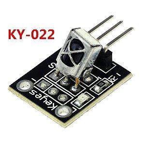 Módulo Receptor Infravermelho Ir Ky-022