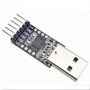 Ttl Uart Modulo Serial Converter Cp2102 6 Pinos Usb 2.0