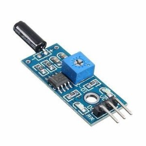 Sensor Detector De Vibração Sw-18010p P/ Arduino
