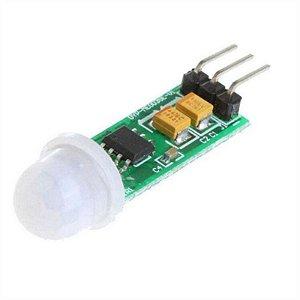 Mini Sensor De Movimento Presença Pir Hc-sr505