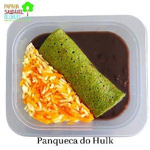 PANQUEQUINHA DO HULK