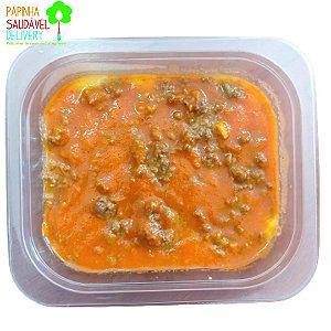Polenta com carne 250ml