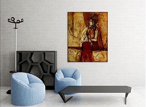 Quadro Decorativo Tela Violin for One 100 x 80 cm