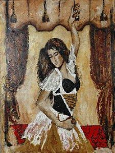 Gravura Fine Art Dancer with Passion 50 x 40 cm