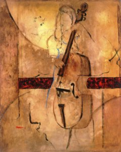 Gravura Fine Art Great Bass 50 x 40 cm