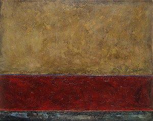Gravura Fine Art Red Sea 40 x 50 cm