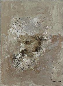 Arte Contemporânea Tela Sabedoria 80 x 60 cm