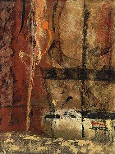 Arte Contemporânea Tela Victory 2 80 x 60 cm