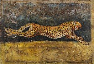 Quadro Decorativo Tela Celer 75 x 100 cm