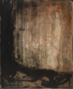 Quadro Decorativo Tela Noir 3 100 x 80 cm