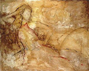 Obra de Arte Tela Calm 100 x 125 cm