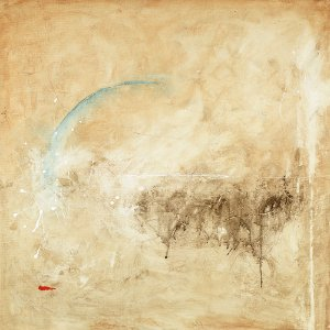 Obra de Arte Tela Genesis 135 x 135 cm
