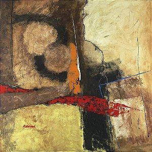 Obra de Arte Tela Yokkaichi 135 x 135 cm