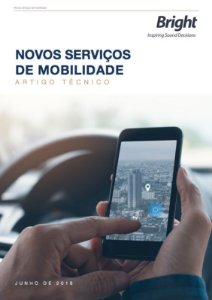 Novos Serviços de Mobilidade - Em Inglês e Português
