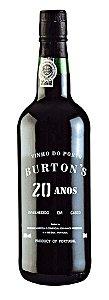 VINHO DO PORTO BURTON´S 20 ANOS
