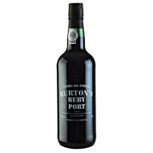 VINHO DO PORTO BURTON´S RUBY 375ML