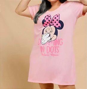 Camisola Minnie Mouse Plus Size