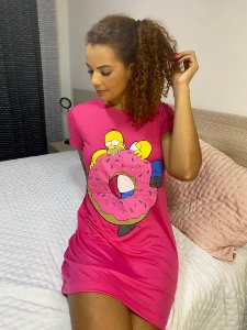 """Camisola Simpsons """"Donuts"""""""