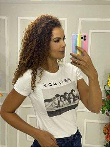Camiseta Feminina Friends Picture