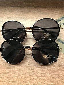 Óculos de sol Feminino com detalhe