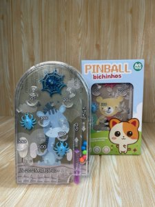 Brinquedo Pinball Raposinha