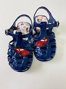SANDALIA INFANTIL CARROS