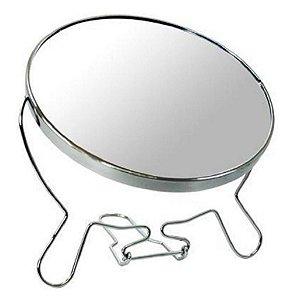 Espelho Dupla Face Com Suporte
