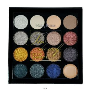 Paleta sombras Ruby Rose - The She-Wolf