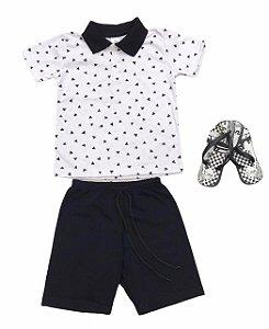 Conjunto Infantil Style sublimado