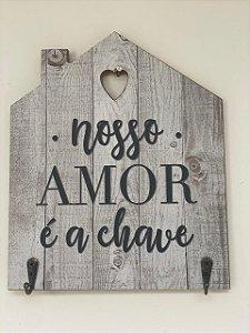 Porta Chaves - Nosso amor é a chave