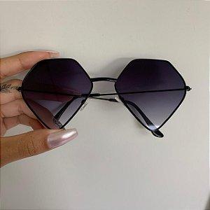 Óculos de Sol Diamond Black