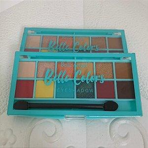 "Paleta de Sombras ""Belle Colors"" - Eyes Shadow"